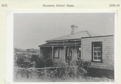 Parawera School House