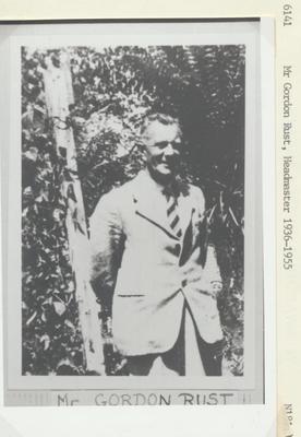 Mr. Gordon Rust