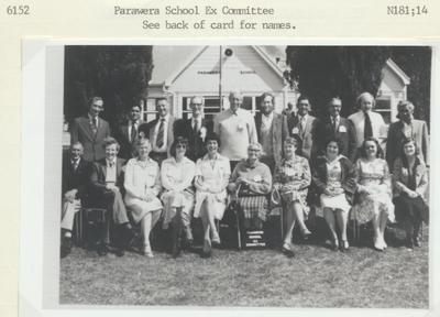 Parawera School Jubilee