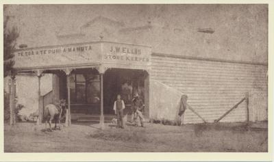 J.W. Ellis' Store