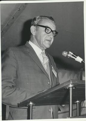 Mayor Ned Freeman