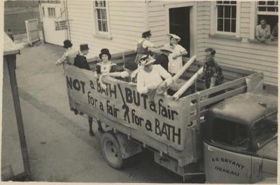 Te Awamutu College School Fair