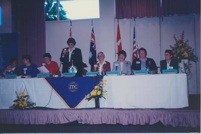 I.T.C. Conference at Waipuna Lodge