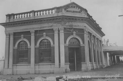 Bocketts Buildings