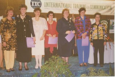 I.T.C. Region Board
