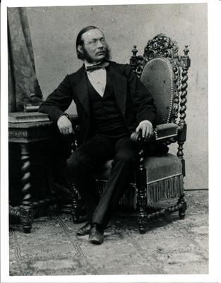 Ferdinand Von Hochstetter