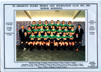 Te Awamutu Rugby Sports and Recreation Club
