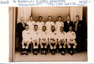 Te Awamutu Rugby Referees
