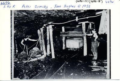 Okoko Mines, Pirongia