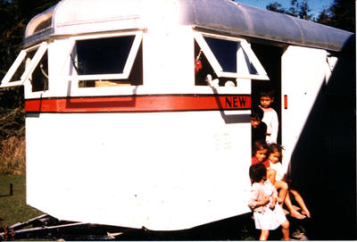 Mobile Dental Caravan