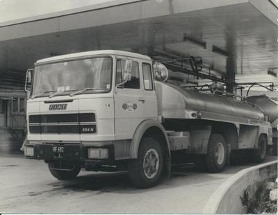 Lotus Dairy Company Tanker