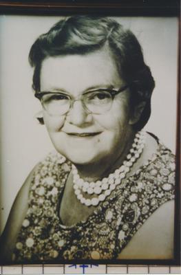 Sarah Mary Addison
