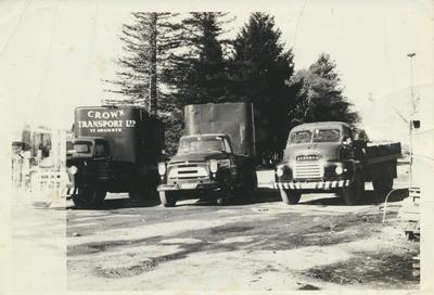 Crown Transport Depot