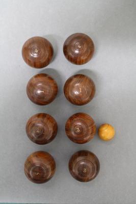Mini-bowling set