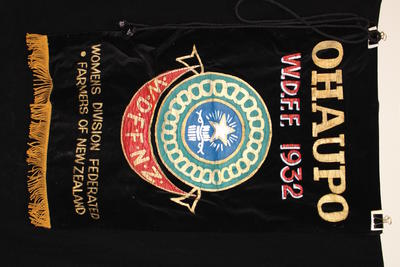 Ohaupo WDFF Banner