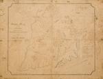 Sketch Map of the Country Lying Between the Waipa and Waikato Rivers Shewing the Maori Positions of Pah Te Rangi and Pikopiko