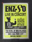 Poster - ENZSO Live in Concert