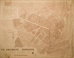 Te Awamutu Borough District Planning Map 2