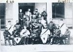 Officers of the 50th Regiment