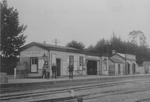 Te Awamutu Railway Station