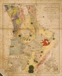Der Sudliche Theil Provinz Auckland in Neu Seeland