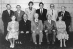 Te Awamutu Borough Councillors