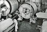 Interior of Dairy Factory