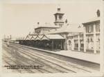 Railway Platform, Albury