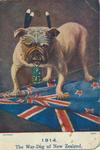 """The War-Dog of New Zealand, 1914"""