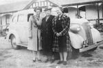 Edna, Elizabeth and Evelyn Langmuir